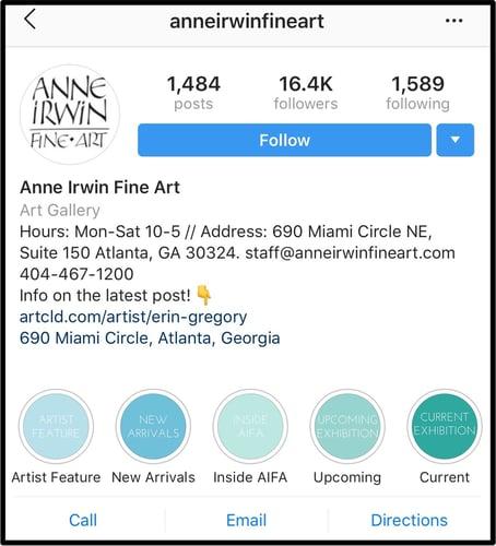 Anne Irwin Fine Art Instagram Profile-1