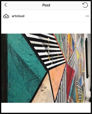 Close Up on Instagram