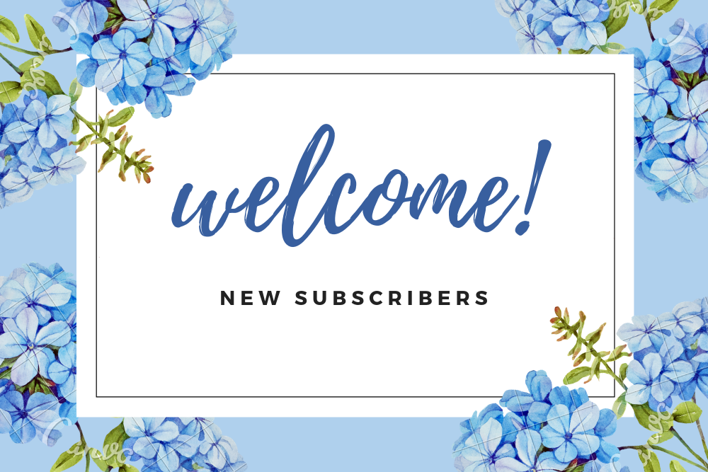 Welcome Message Blog Image
